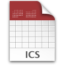 Экспорт Google Calendar (ICS)
